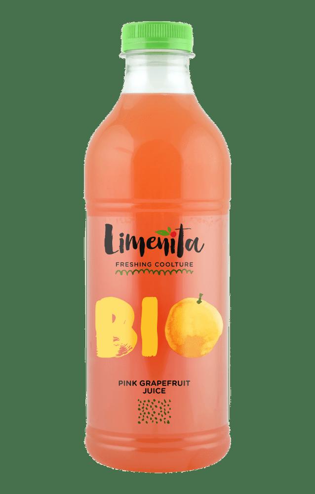 BIO grapefruitová šťava